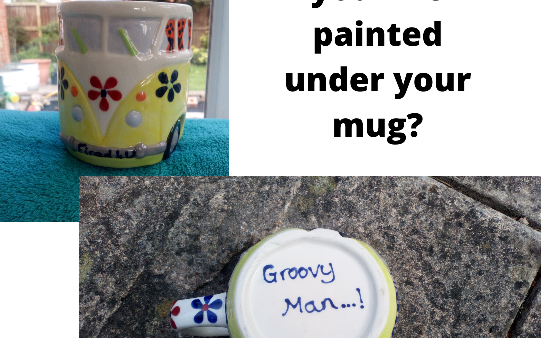What would you like on the bottom of your personalised mug?