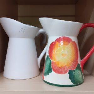 Pitcher jug