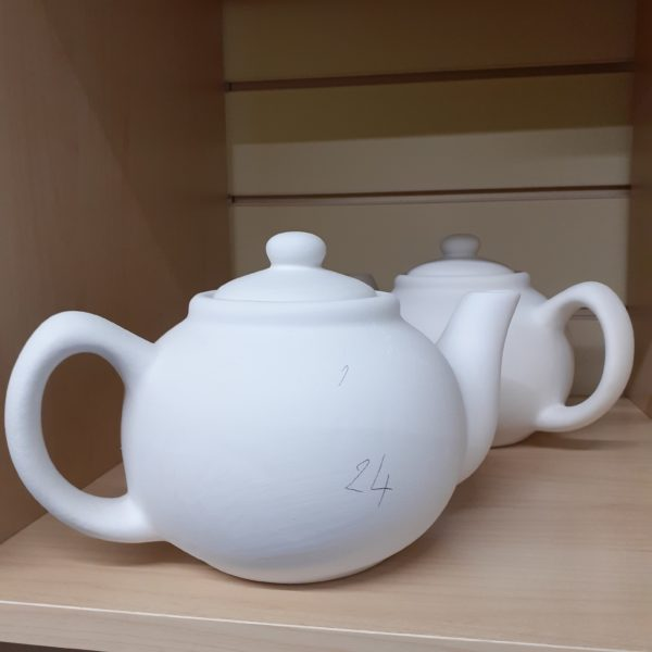 teapot to paint