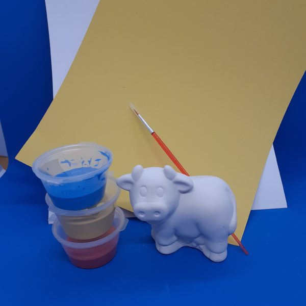 Chinese New Year pottery kit