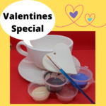 valentine gift cappuccino cup