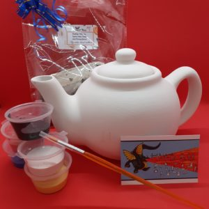 mothers day teapot kit