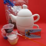 Mothers day tea for one kit