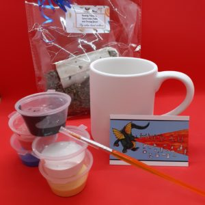 Mothers day mug kit
